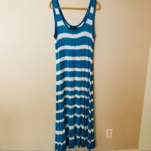 Ellen Tracy Beautiful Maxi Dress Size 14